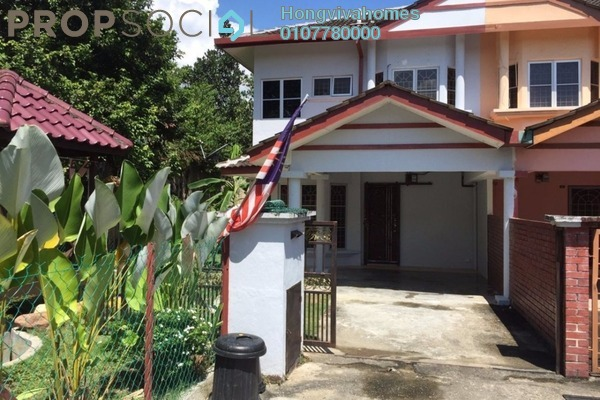 For Rent Terrace at Taman Melawati, Melawati Freehold Semi Furnished 4R/3B 2.5k
