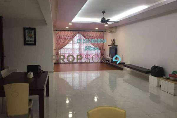 For Rent Condominium at Sterling, Kelana Jaya Freehold Fully Furnished 4R/3B 2.75k