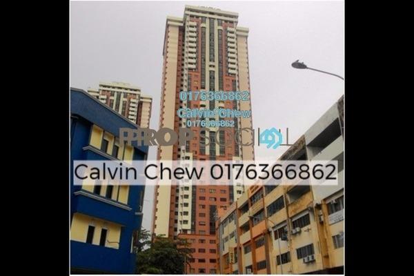 For Sale Condominium at Bistari, Putra Freehold Unfurnished 4R/2B 527k