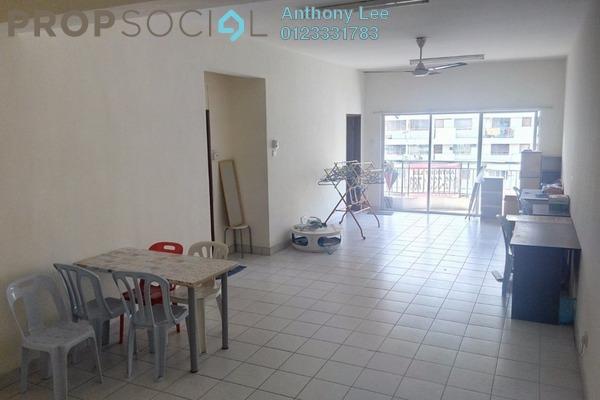 For Rent Condominium at Plaza Prima Setapak, Setapak Freehold Semi Furnished 3R/2B 1.7k