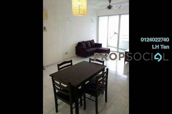 For Sale Apartment at N-Park, Batu Uban Freehold Fully Furnished 3R/2B 350k