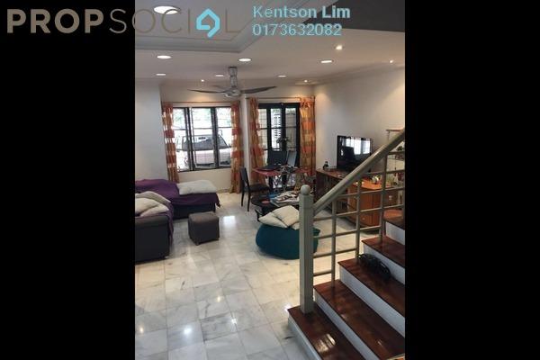 For Sale Terrace at SD7, Bandar Sri Damansara Freehold Semi Furnished 4R/4B 1.08m