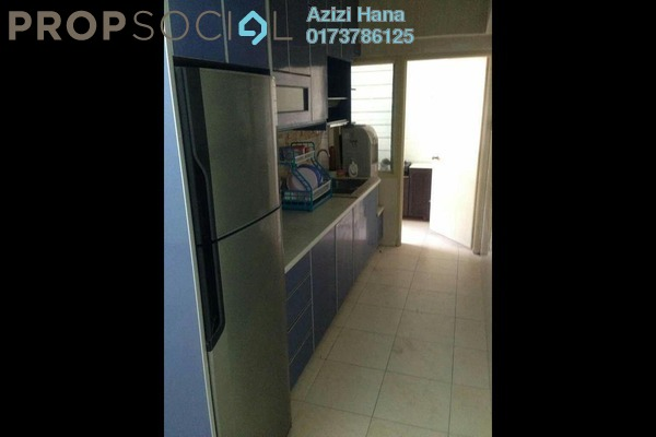 For Rent Condominium at Kepong Central Condominium, Kepong Freehold Fully Furnished 3R/2B 1.2k