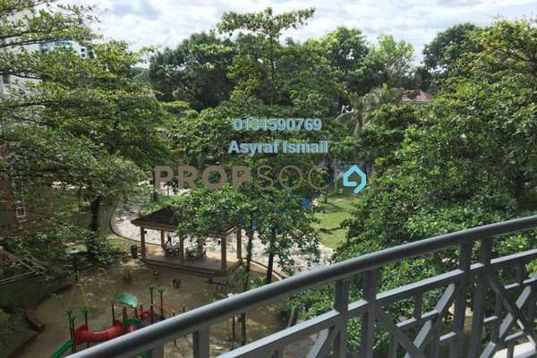 For Rent Condominium at Bungaraya Condominium, Saujana Freehold Fully Furnished 4R/3B 2.8k