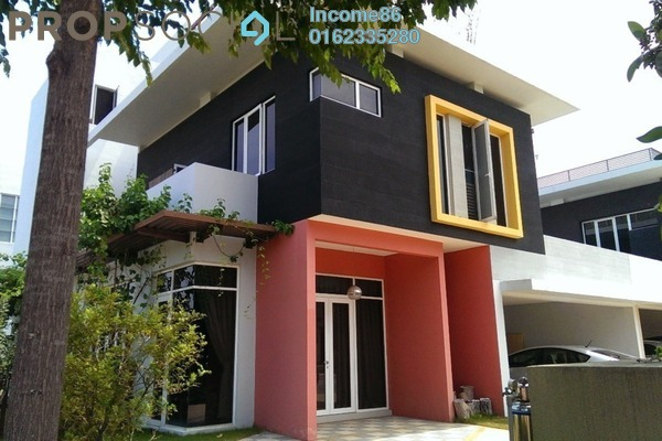 For Sale Bungalow at Setia Eco Park, Setia Alam Freehold Unfurnished 5R/6B 2.5m