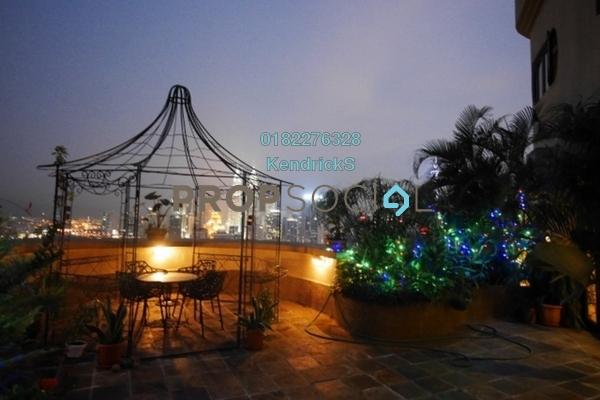 For Sale Condominium at Villa Puteri, Putra Freehold Semi Furnished 5R/5B 4.5m