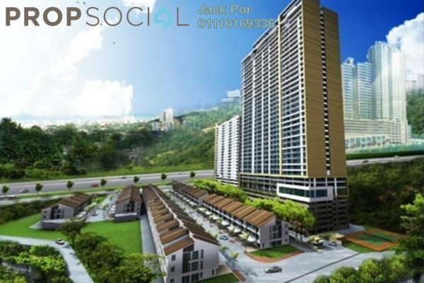 For Sale Condominium at Shineville Park, Farlim Freehold Semi Furnished 4R/2B 580k