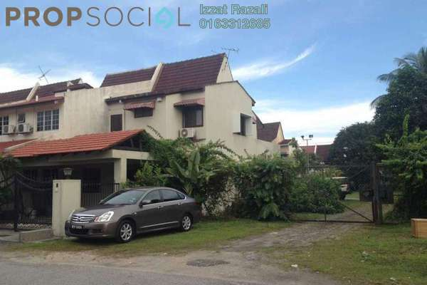 For Sale Terrace at SS14, Subang Jaya Freehold Semi Furnished 4R/3B 950k