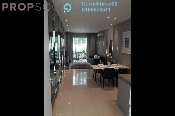 For Sale Serviced Residence at Sentul Point, Sentul Freehold Unfurnished 3R/2B 410k