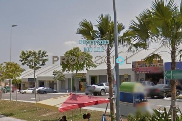 For Sale Shop at Setia Impian, Setia Alam Freehold Unfurnished 0R/2B 930k