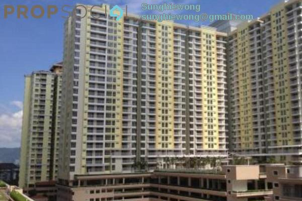For Rent Condominium at Wangsa Metroview, Wangsa Maju Freehold Fully Furnished 3R/2B 1.8k