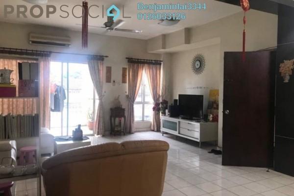 For Sale Condominium at Taman Sri Sinar, Segambut Freehold Semi Furnished 4R/3B 695k