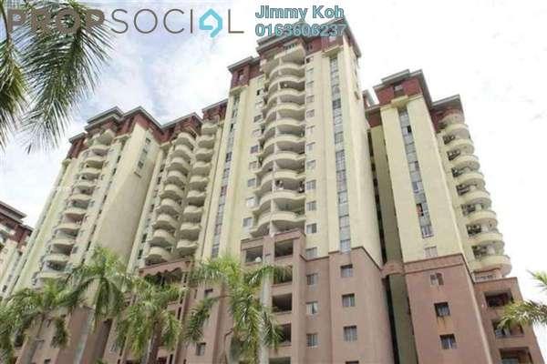 For Rent Condominium at Amadesa, Desa Petaling Freehold Fully Furnished 2R/2B 1.5k