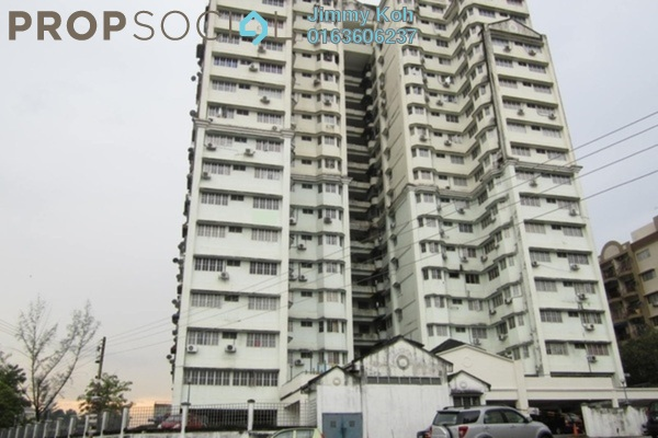 For Rent Condominium at Meadow Park 3, Old Klang Road Freehold Unfurnished 3R/2B 1k