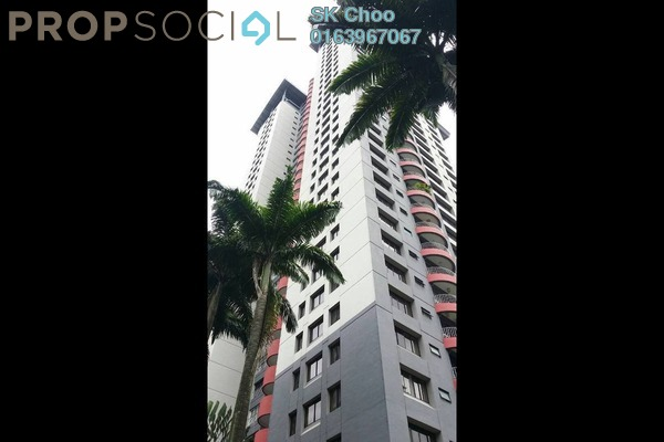 For Sale Condominium at Mont Kiara Palma, Mont Kiara Freehold Fully Furnished 3R/2B 860k