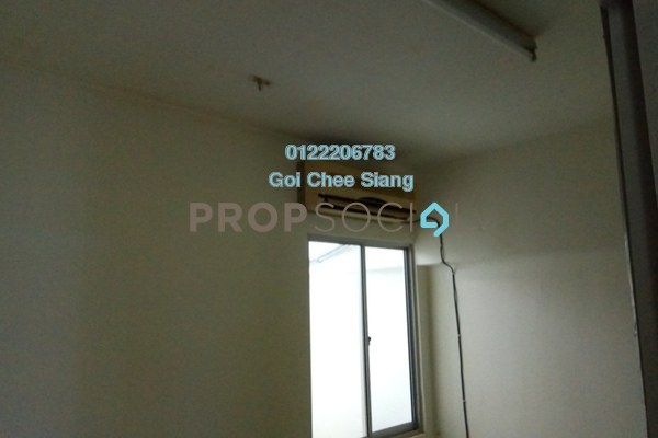 For Rent Apartment at Hijau Ria, Kepong Freehold Semi Furnished 3R/2B 1.2k