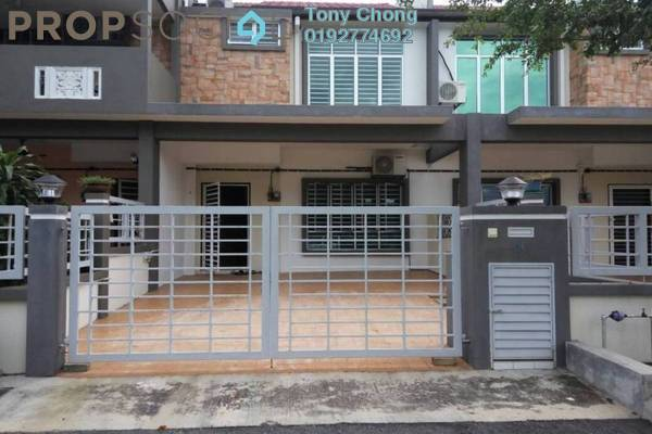For Rent Terrace at Taman Pelangi Semenyih, Semenyih Freehold Semi Furnished 4R/3B 1.1k