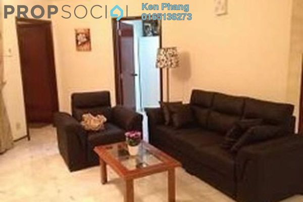 For Sale Condominium at Villa Puteri, Putra Freehold Fully Furnished 3R/2B 640k