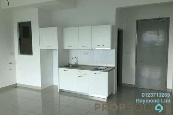 For Rent Condominium at CyberSquare, Cyberjaya Freehold Semi Furnished 1R/1B 950translationmissing:en.pricing.unit