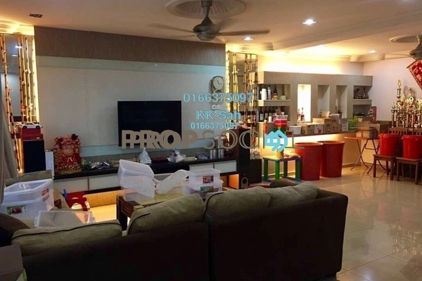 For Sale Superlink at Bandar Bukit Tinggi 2, Klang Freehold Semi Furnished 5R/4B 830k