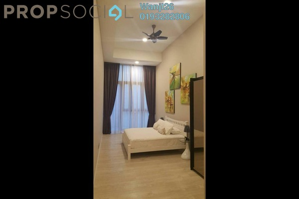 For Rent Condominium at Icon Residence, Dutamas Freehold Fully Furnished 2R/2B 2.6k