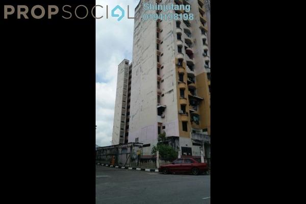 For Sale Apartment at Desa Bistari, Batu Uban Freehold Semi Furnished 3R/2B 248k