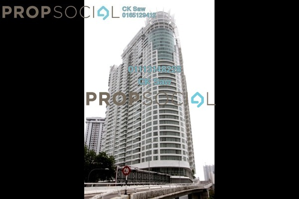 For Sale Condominium at Regalia @ Jalan Sultan Ismail, Kuala Lumpur Freehold Fully Furnished 1R/1B 460k