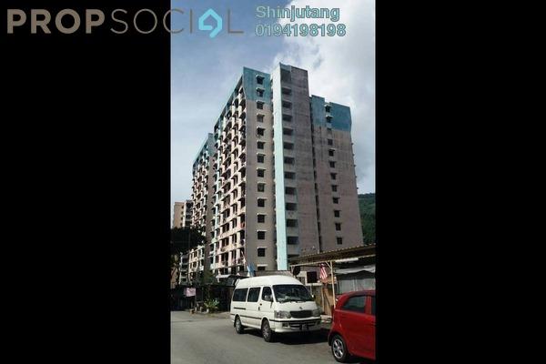 For Sale Apartment at Tingkat Paya Terubong 3, Paya Terubong Freehold Unfurnished 3R/2B 213k