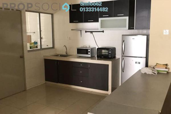 For Rent Condominium at Platinum Hill PV8, Setapak Freehold Semi Furnished 3R/2B 1.8k