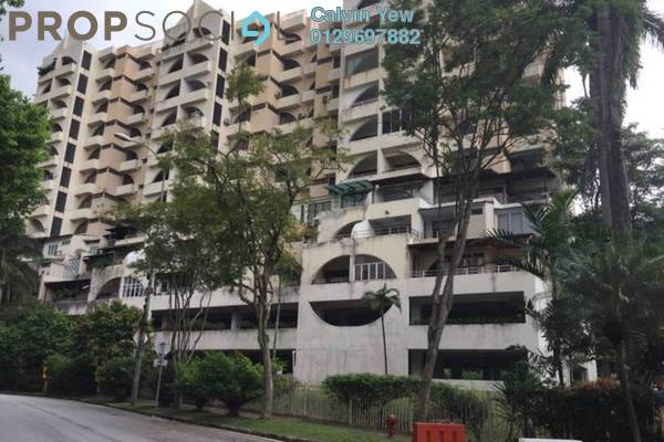 For Rent Condominium at Menara Hartamas, Sri Hartamas Freehold Fully Furnished 2R/4B 2.5k