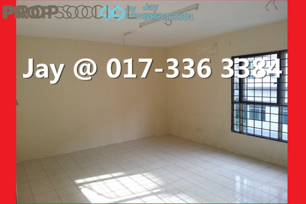 For Sale Apartment at One Selayang, Selayang Freehold Semi Furnished 3R/2B 210k