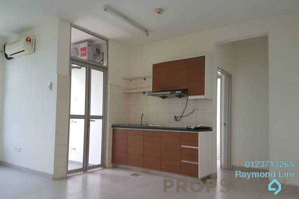 For Rent Condominium at The Domain, Cyberjaya Freehold Semi Furnished 2R/2B 1k