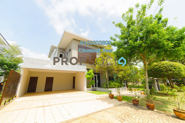 For Sale Bungalow at Setia Eco Park, Setia Alam Freehold Semi Furnished 4R/6B 3.09m