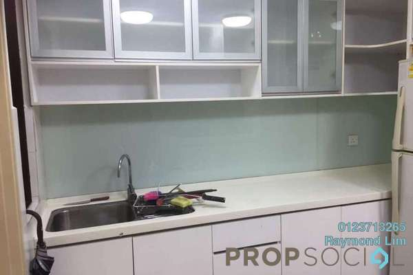 For Rent Condominium at Serin Residency, Cyberjaya Freehold Semi Furnished 3R/2B 1.8k