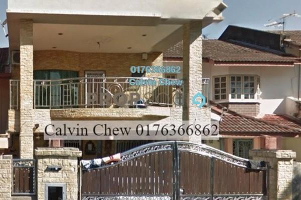For Sale Terrace at BK3, Bandar Kinrara Freehold Unfurnished 0R/0B 569k