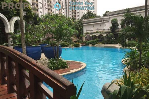 For Rent Condominium at Sri Putramas I, Dutamas Freehold Unfurnished 3R/2B 1.2k