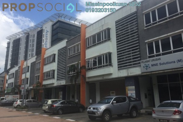 For Sale Shop at Dana 1 Commercial Centre, Ara Damansara Freehold Semi Furnished 0R/3B 1.4m