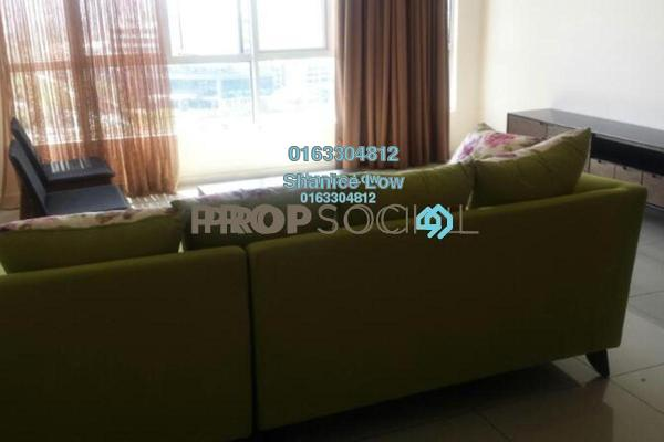 For Rent Condominium at Dua Menjalara, Bandar Menjalara Leasehold Fully Furnished 4R/3B 3k