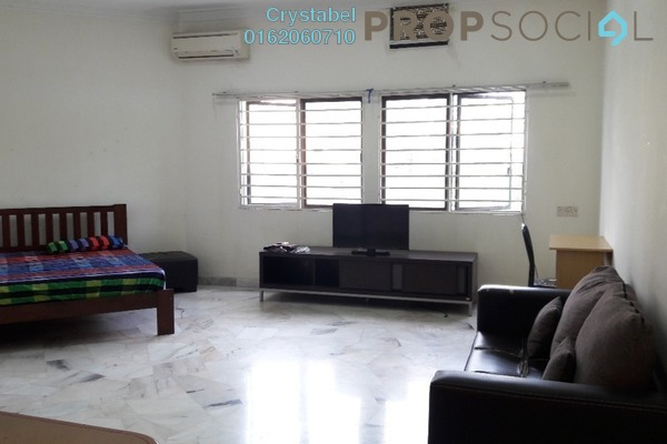 For Rent Condominium at Menara Seputih, Seputeh Freehold Fully Furnished 1R/1B 1.35k