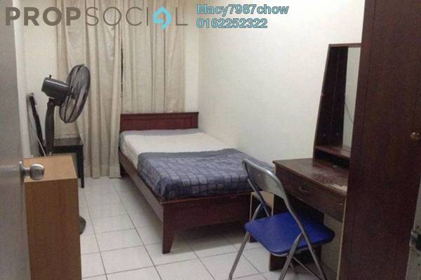 For Rent Condominium at Angkasa Condominiums, Cheras Freehold Semi Furnished 3R/2B 1.3k