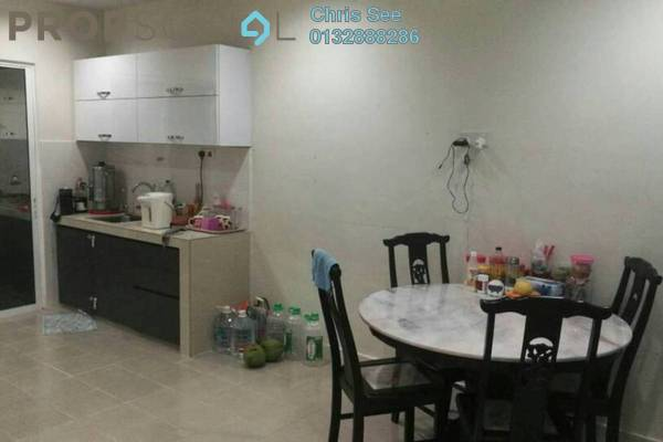 For Sale Terrace at Emerald West, Rawang Freehold Semi Furnished 4R/3B 550k
