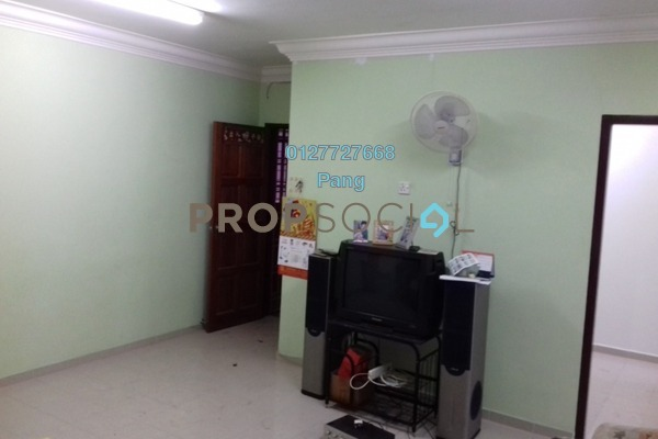 For Sale Apartment at Garden Avenue, Seremban 2 Freehold Unfurnished 3R/1B 95k