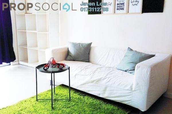 For Rent Condominium at Casa Idaman, Jalan Ipoh Freehold Semi Furnished 3R/2B 2k