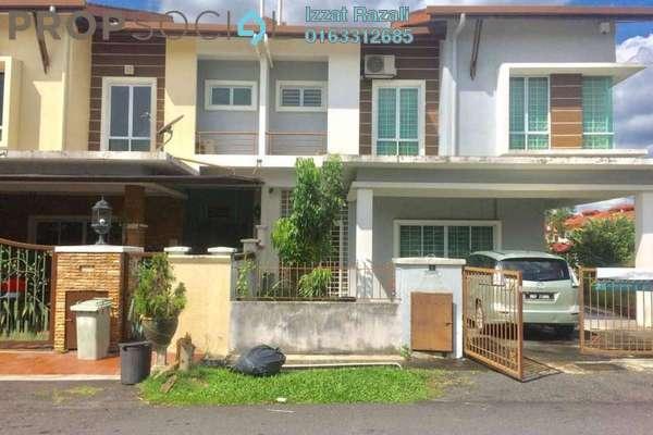 For Sale Semi-Detached at Bandar Tasik Kesuma, Semenyih Freehold Semi Furnished 4R/4B 680k