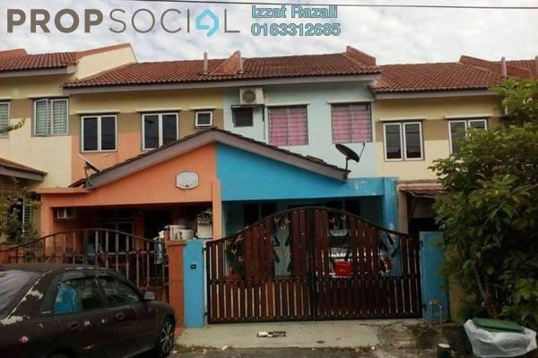 For Sale Terrace at Saujana Impian, Kajang Freehold Semi Furnished 3R/3B 350k