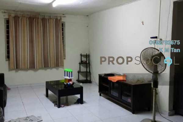 For Sale Terrace at Taman Bukit Teratai, Ampang Leasehold Fully Furnished 2R/2B 348k
