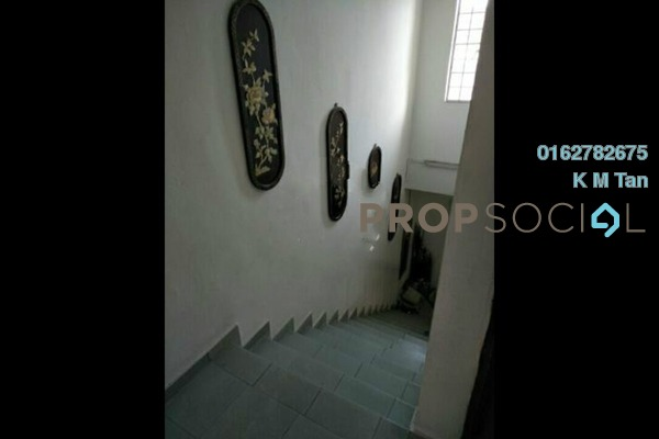For Sale Terrace at Bukit Belimbing, Seri Kembangan Freehold Semi Furnished 4R/3B 470k