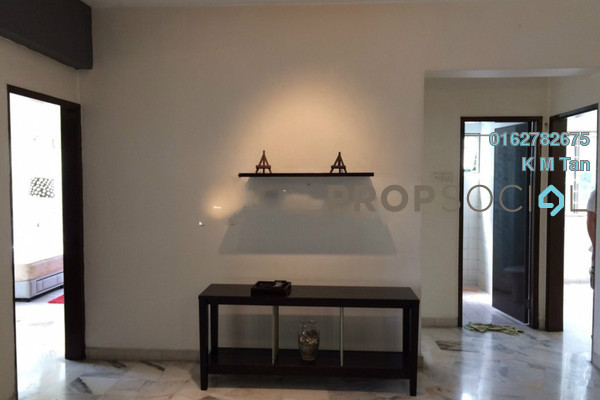 For Sale Condominium at Awana Puri, Cheras Freehold Semi Furnished 3R/2B 428k
