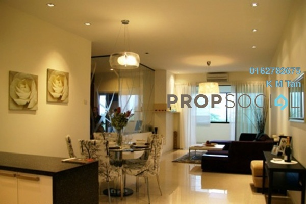 For Sale Condominium at Cheras Heights Condominium, Cheras South Freehold Semi Furnished 4R/2B 648k