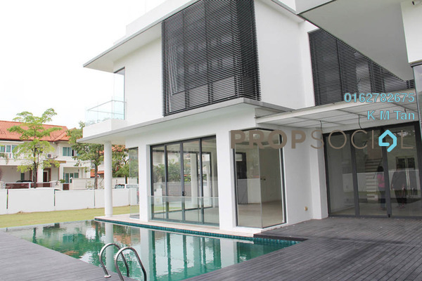 For Sale Bungalow at Tropicana Indah, Tropicana Freehold Semi Furnished 8R/8B 9.5m